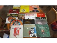 Classical...Musical's....Movie Soundtrack bundle 28lp's in vgc