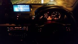 BMW 1SERIES 116D SPORT .BaRgAiN £30 ROAD TAX A YEAR full service history IMMACULAE CONDITION