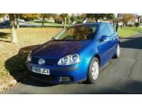 Volkswagen Golf 1.4 2005 Blue Hatchback