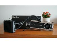 "EVGA GTX 980Ti 6GB Hybrid | ""No Hassle Water Cooling"" 
