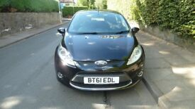 ONE PREVIOUS KEEPER. FULL SERVICE HISTORY(FORD). MOT 03/12/2018. CAR WILL COME WITH NEW MOT
