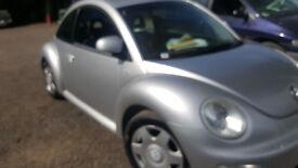 VW BEETLE 2 LITRE. 2001. CHOICE OF 2. BOTH NICE