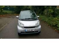 2010 smart car 0.8 cdi passion 75k miles