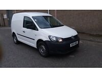 VW Caddy Van C20 2014
