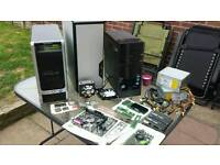 Pc parts job lot