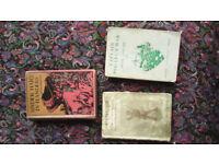 Antique World War One books