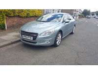Peugeot 508 Hybrid Auto High Specs 63 Plate For Sale | PCO | BARGAIN | £7999
