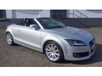 Audi TT 3.2 V6 Exclusive Line Roadster Quattro 2dr - NEW MOT FROM DATE OF SALE