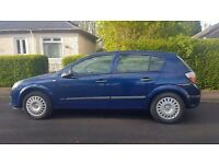 Vauxhall Astra For Sale one year MOT