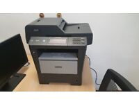 Brother DCP-8250DN Multi-Function Laser Printer and Scanner