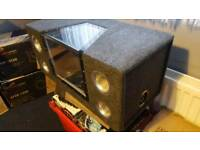 Brand new Audiopipe 1500w subwoofer