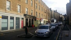 EDINBURGH SHOP TO RENT LEITH £600/MTH - NO EXTRA COSTS