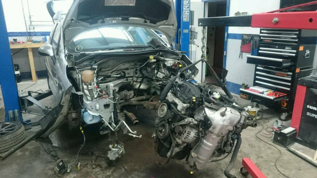 Brake pads, oil service, clutch, dpf, timing belt, engine replacement, head gasket, exhaust