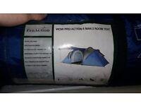 6 man tent 2 rooms
