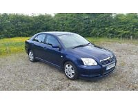 Toyota Avensis 1.8 VVT-i * Only 67K Miles * FSH * New Clutch * Excellent All Round *