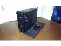 ULTRA SMALL PC / WIRELESS / HD8240 / HDMI / KEYBOARD AND MOUSE