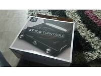 GPO Stylo Retro Record Player