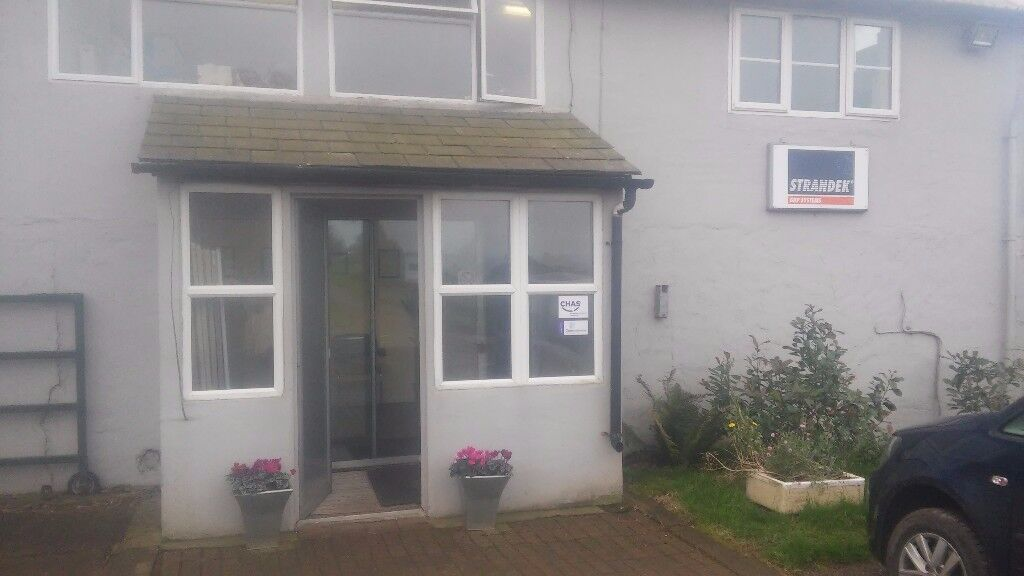 Rural Offices/Workshop/Studio to Let. Ample parking - get away from the crowded cities