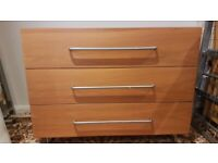 HABITAT IKEBANA chest of drawers - DELIVERY AVAILABLE