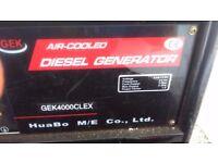 Diesel Generator 4KVA
