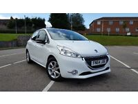 2014 (64 Reg) Peugeot 208 Active 1.2 VTi - Only 14,000 Miles / 1 Owner / FSH / £20 Tax & 60mpg! 5dr