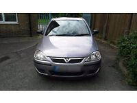 Vauxhall Corsa 1.0 Life Twinport 2005/55