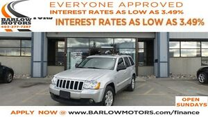 2010 Jeep Grand Cherokee Laredo (APPLY NOW DRIVE NOW)