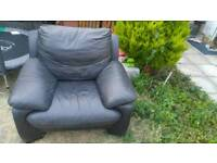 Dfs Leather Sofa Chair