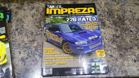 Wanted Total Impreza Magazines