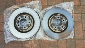 Land Rover Discovery 4 orginal OEM Brembo Front Brake Discs 360mm