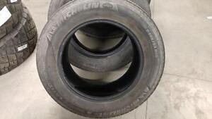 2 pneus Michelin Latitude Tour 265/60/18