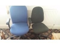 3 computer chair for sale must go today £15 for the lot