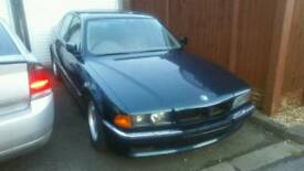Bmw 730 petrol 1995reg breaking for parts
