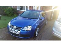 Volkswagen Golf R32 3.2 V6 DSG 4Motion 3dr in Deep Blue Pearl **RECENTLY SERVICED** £9250 ONO