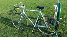 Road racing bike vintage
