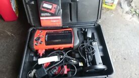 Snap-on Solus Pro, Diagnostic fault code scanner,with keys + accessories, Excel condition.