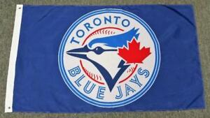 Blue Jays Flag - 5' X 3' Large