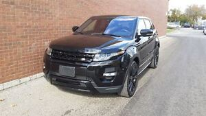 2013 Land Rover Range Rover Evoque Dynamic Black Package