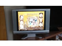 Funai 20 inch TV with built in DVD player