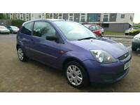 Ford Fiesta 1.25 Style 3dr 1 previous owner. Drives great 2006 (06 reg), Hatchback