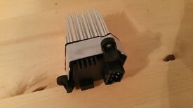 BMW Resistor Control unit, Blower Heater regulator
