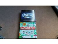 family fortunes and monopoly