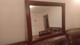 Cherry mirror £10