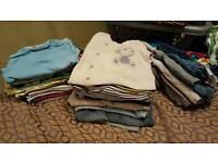 Big bundle boys clothes age 9-12 months