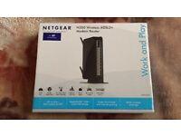 NETGEAR N300 WIRELESS ADSL+2 MODEM ROUTER