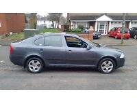 Skoda Octavia 1.9 TDI (08) 1 OWNER FSH Good Condition