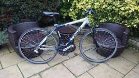 Scott sportster mountan bike