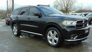 2014 Dodge Durango LIMITED - TOW GROUP - NAV - SUNROOF