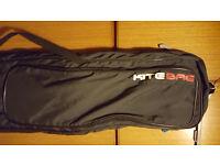 KITE BAG Blue & Black Heavy Duty Nylon 176cm Long