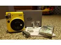 Fiji instax Polaroid camera SOLD!!
